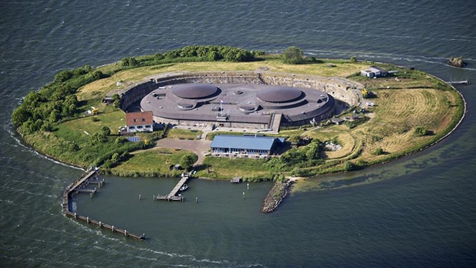 Forteiland Pampus